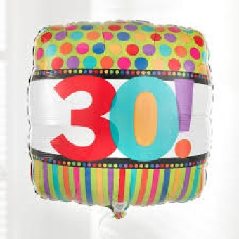 30th Birthday Balloon