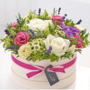 Summer Florals Hatbox