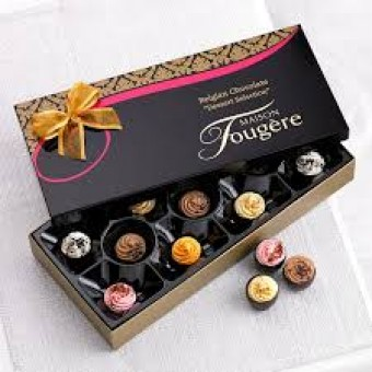 Maison Fougere Belgian Chocolate Dessert Selection 180g